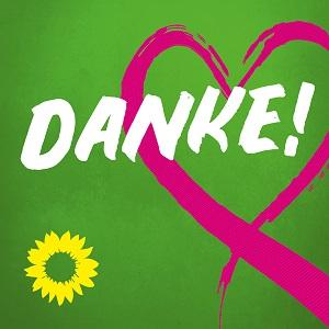Landtagswahl: Grüne stärkste Kraft in Dießen!