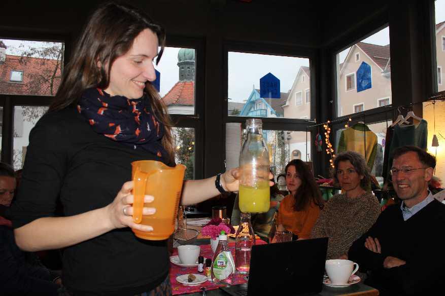 Zero Waste-Workshop – Tipps und Rezepte