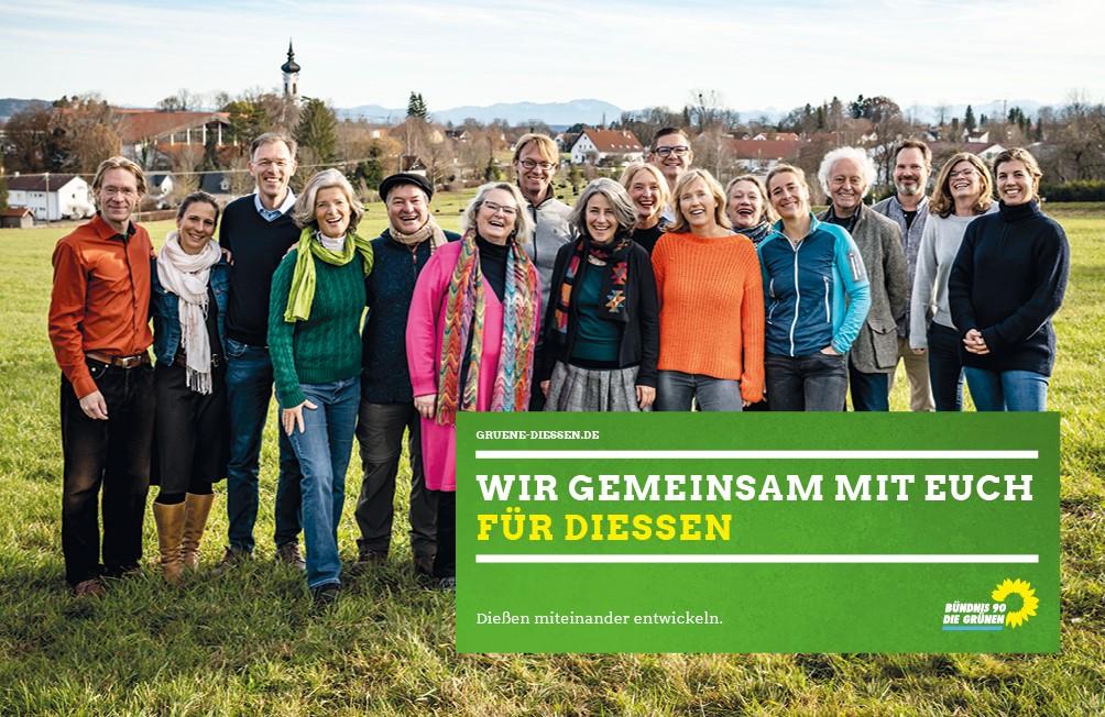 Gutes Ergebnis der Grünen