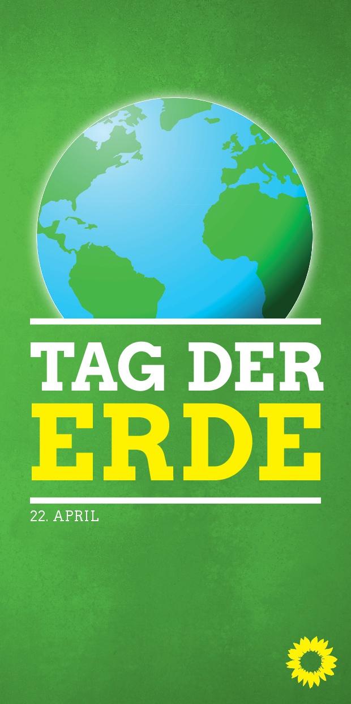 Tag der Erde – macht mit!