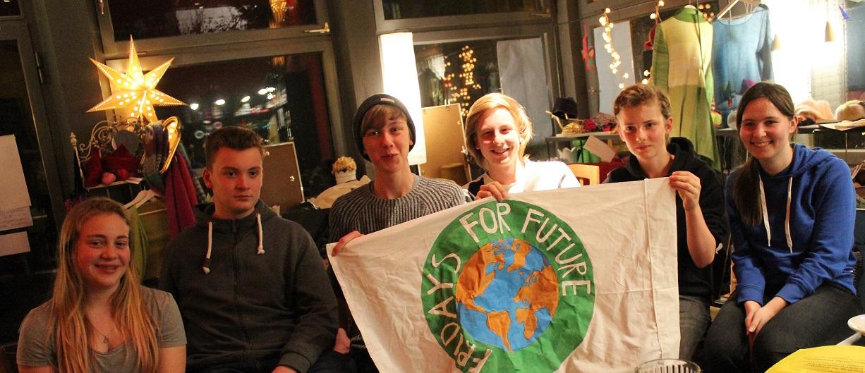 Grünes Forum: Fridays for Future