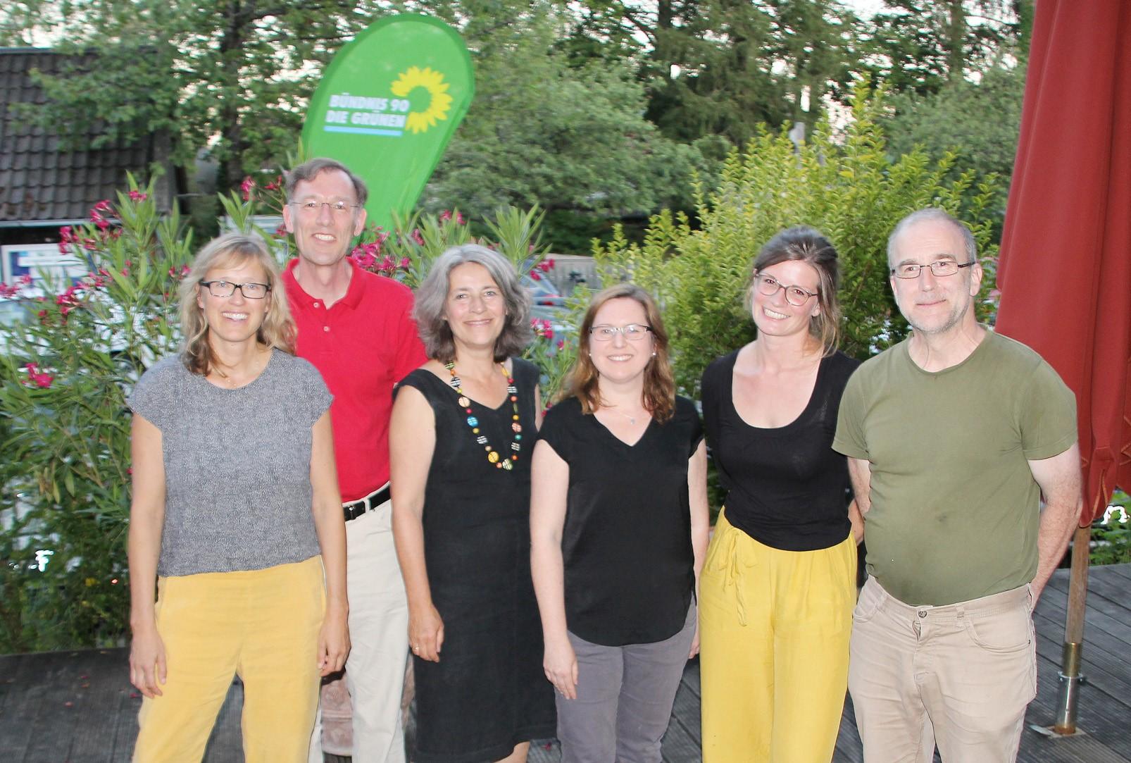 Neuer Grüner Vorstand gewählt