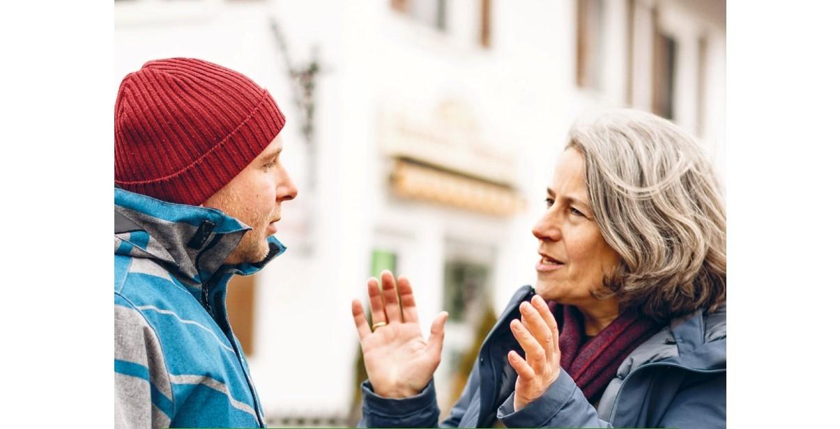 Grünes Kandidatinnengespräch: Anliegen der Ortsteile