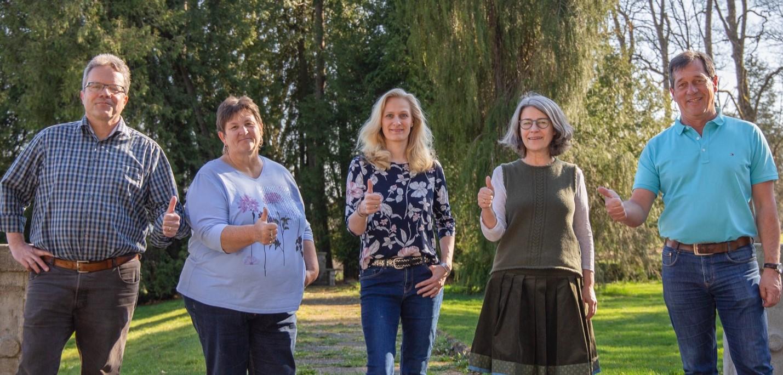 Wahlempfehlung der Grünen: Sandra Perzul